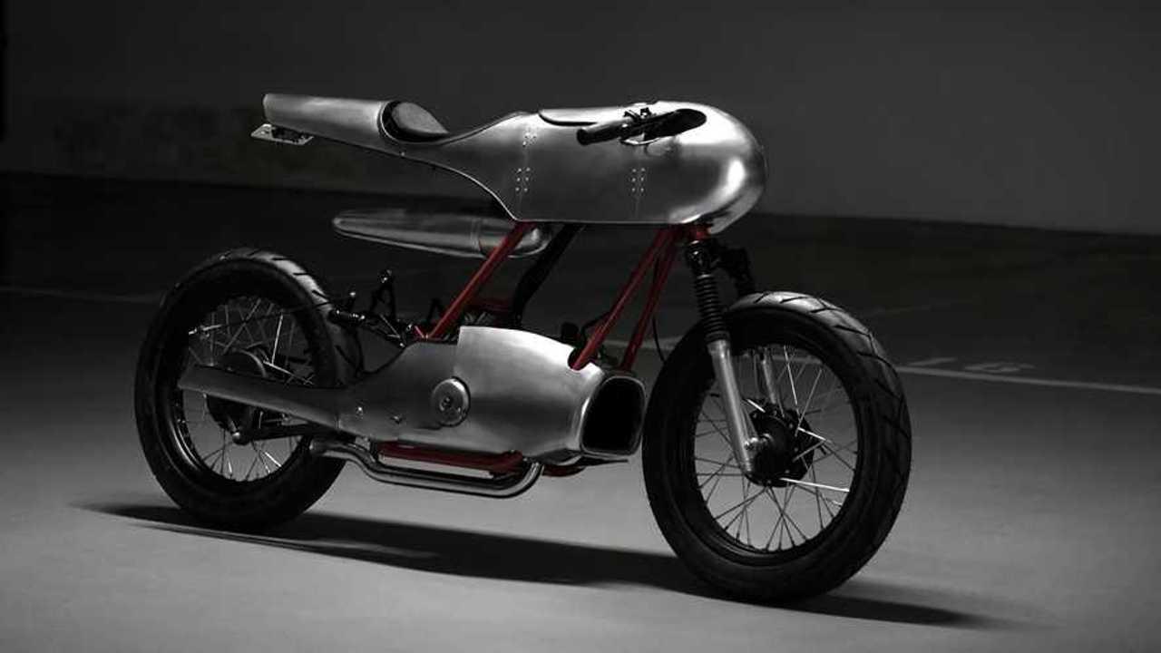 Honda Super Cub Roadrunner Concept