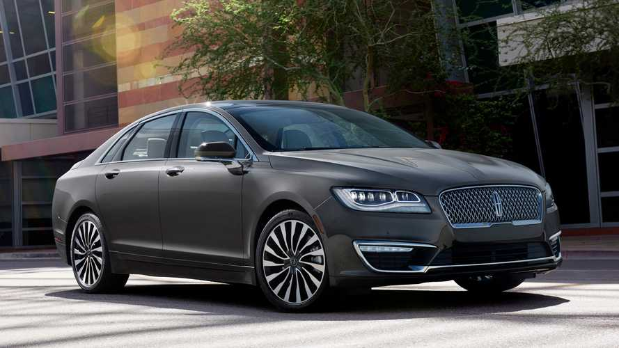 Another Sedan Bites The Dust As Lincoln MKZ Production Ends