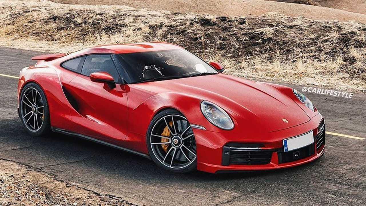 Front-Engine Porsche 911