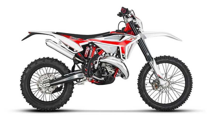 2021 Beta Motorcycles Enduro RR Two-Stroke Lineup