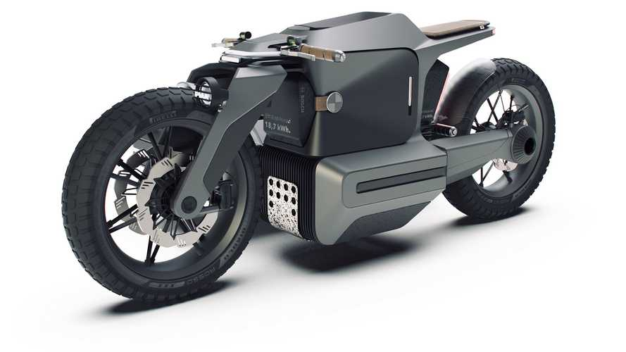 BMW Motorrad x El Solitario MC Off-Road Adventure Electric Concept