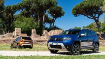 Тест-драйв Dacia Duster GPL