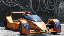 Caparo T1 to make its UK debut