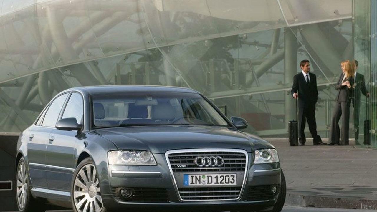 Audi A8 12-cylinder
