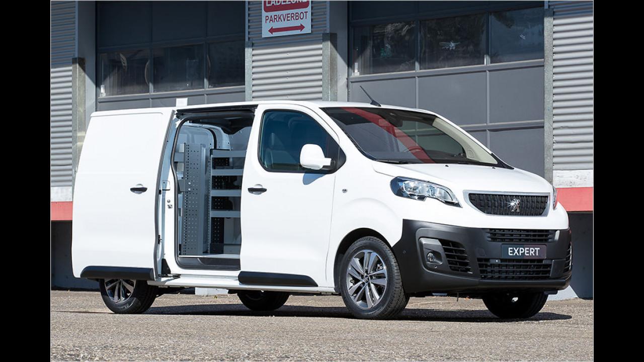 Peugeot Expert Premium Avantage Plus