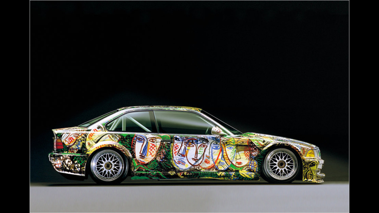 BMW Art Car (1992)