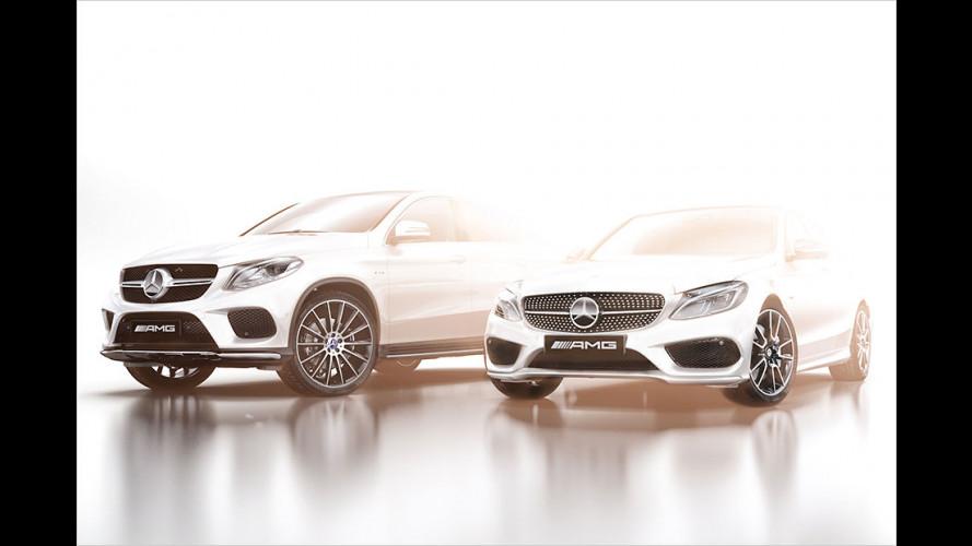 Mercedes-AMG startet durch