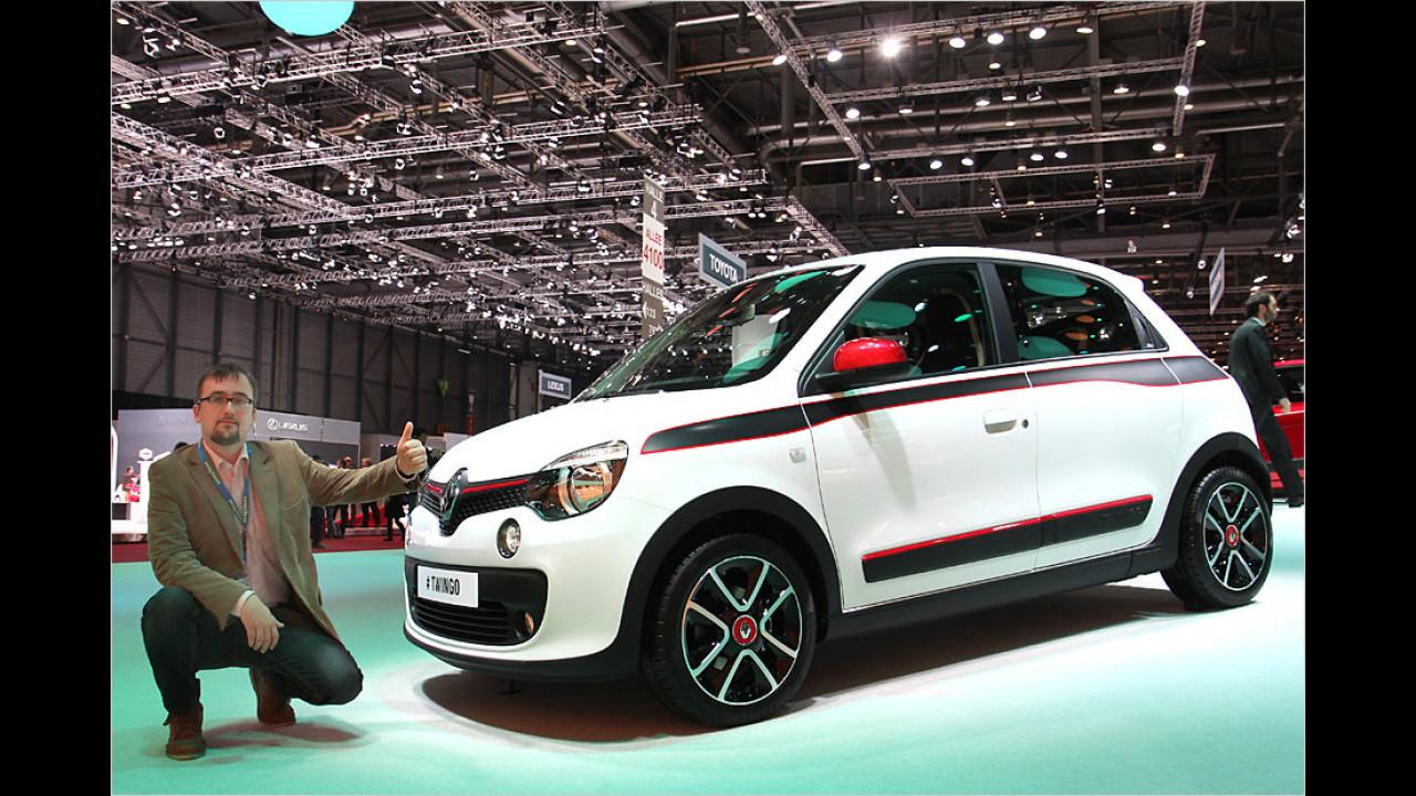 Top: Renault Twingo