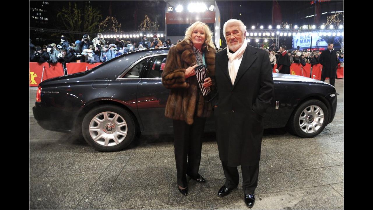 Mario Adorf: Rolls-Royce Ghost