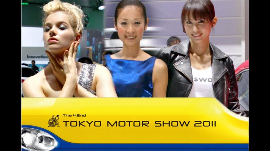 Toyko 2011: Heiße Girls aus Fernost