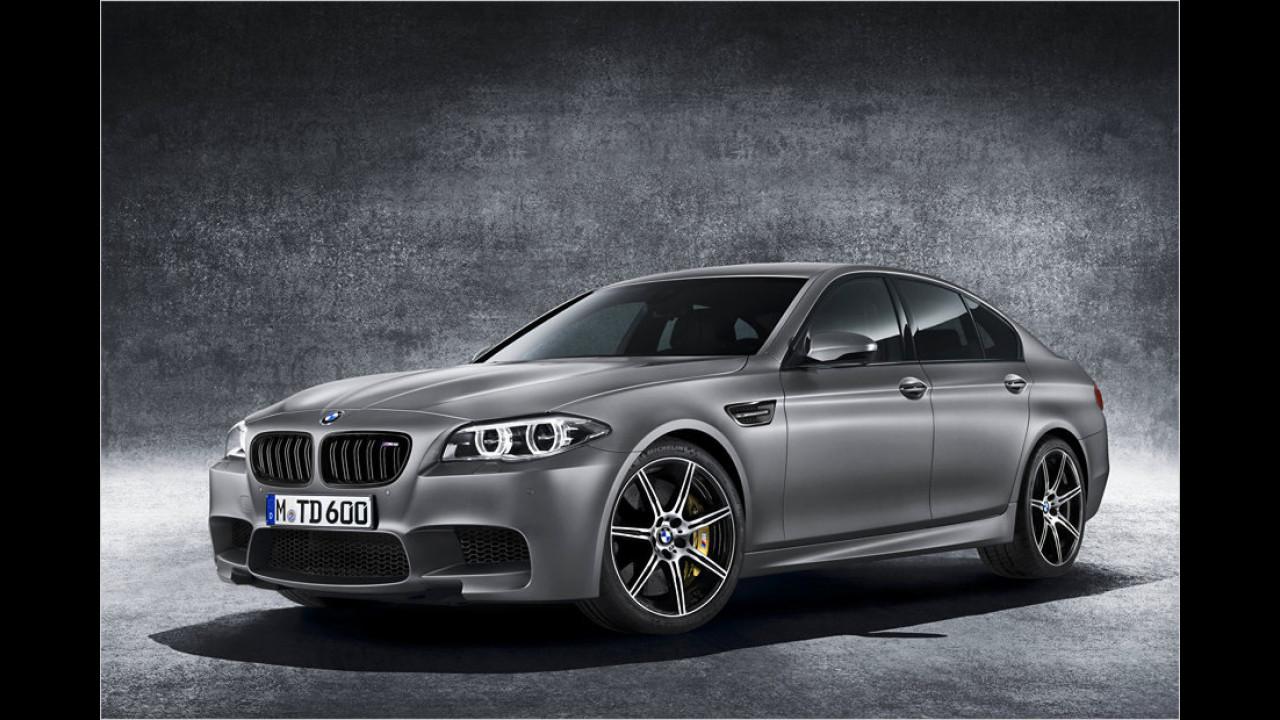 BMW M5 ,30 Jahre