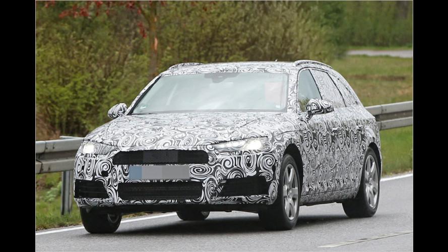 Audi S4 und A4 Avant: Die ersten Details