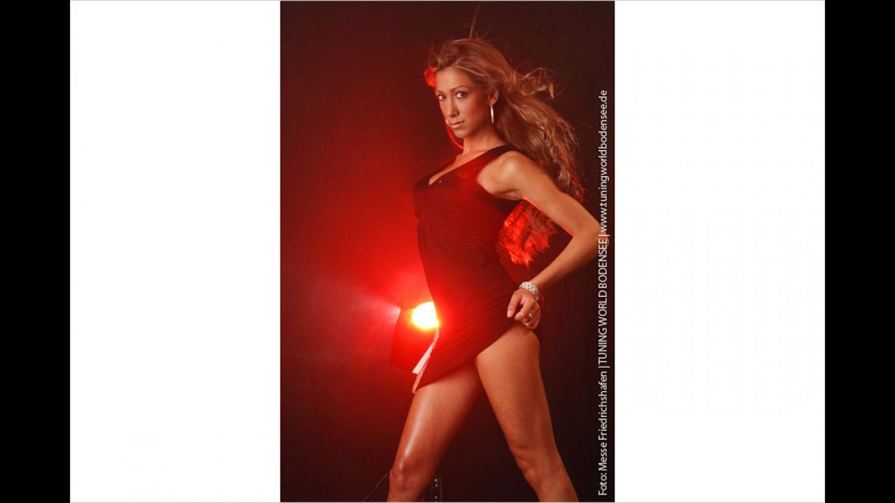 Miss Tuning Wahl 2012: Aleksandra aus Lüdenscheid