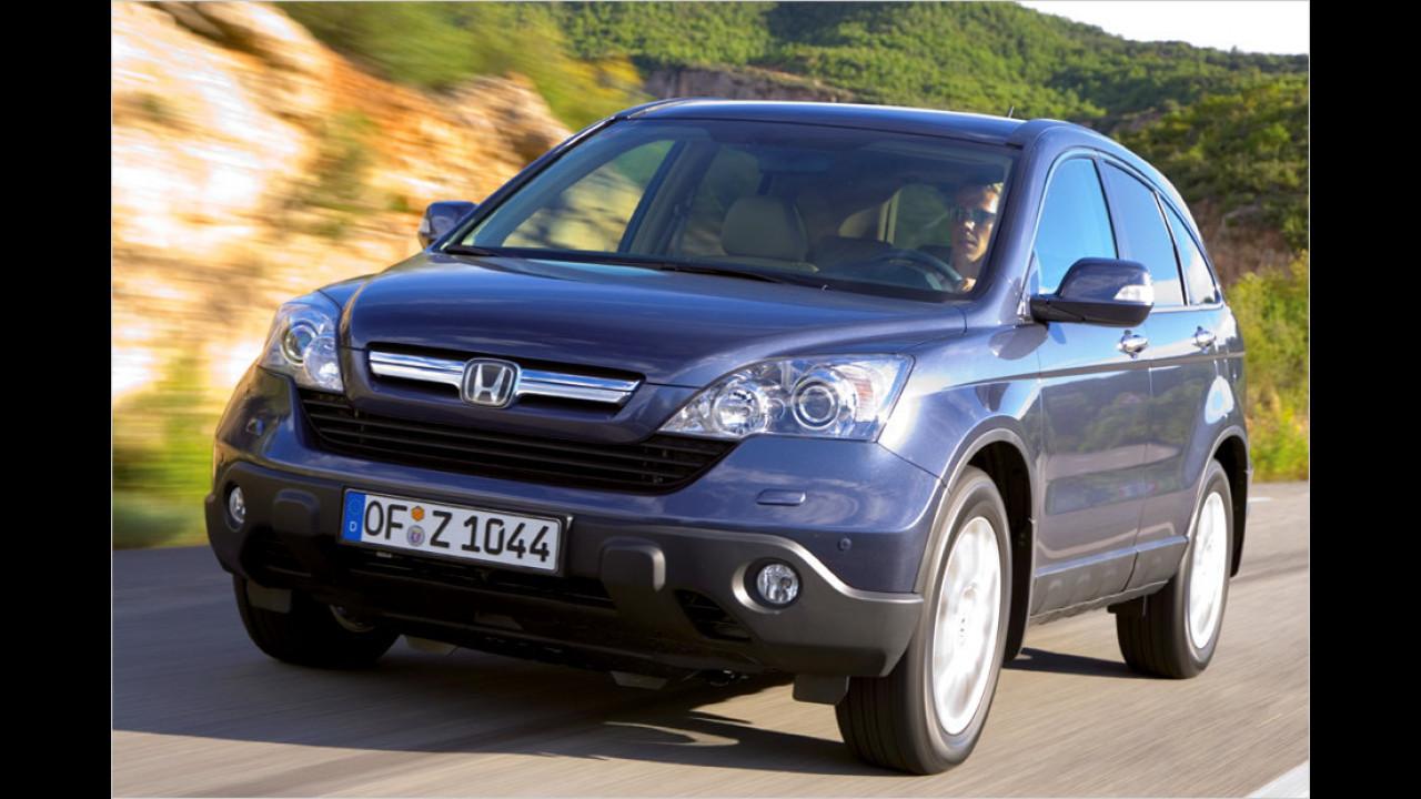 Platz 15: Honda CR-V 2.0