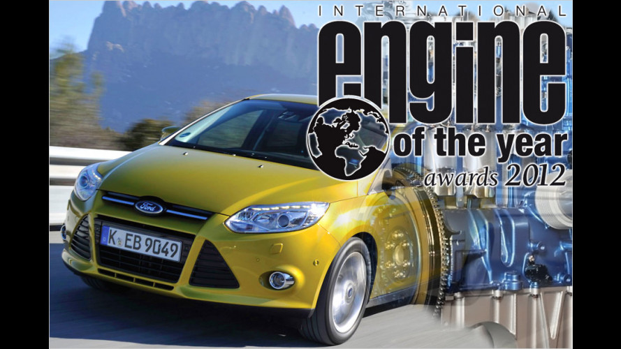 International Engine of the Year 2012
