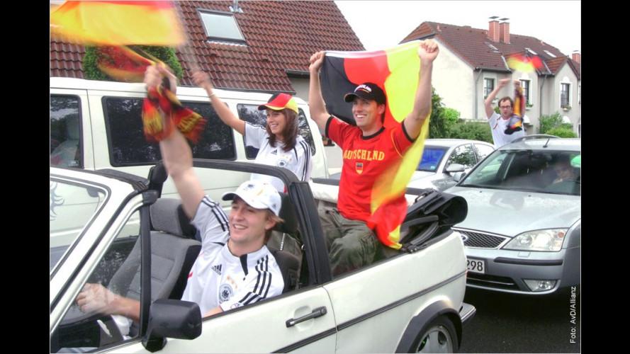 EM 2012: So feiern Sie richtig