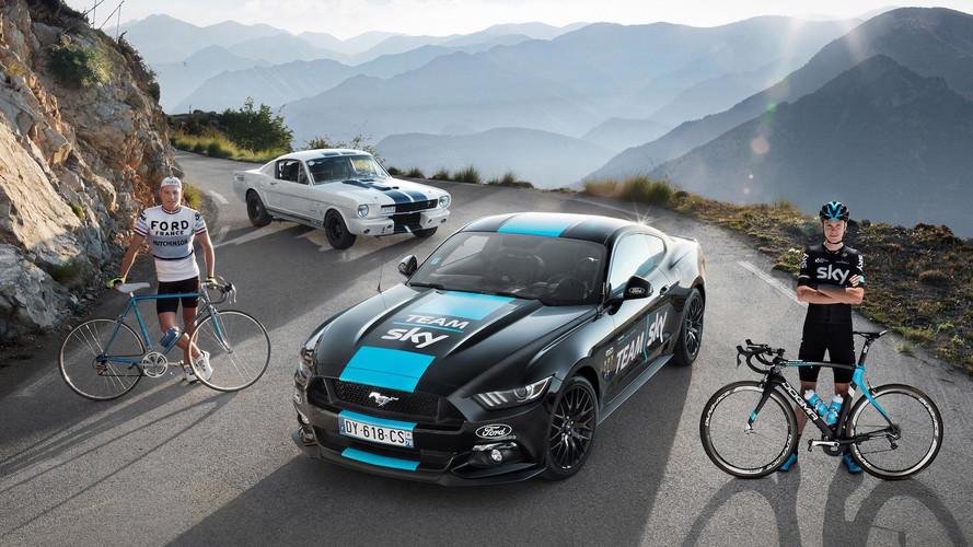 Ford Mustang Team Sky (Tour de Francia 2016)