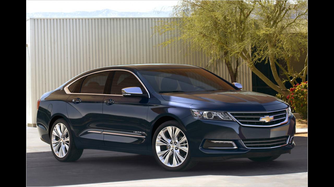 Chevrolet Impala: 13 Millionen (seit 1959)