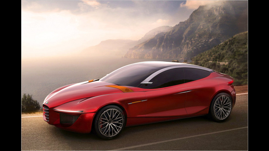 Alfa Romeo: Glänzende Gloria