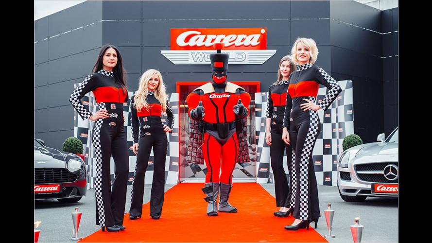"""Erlebniscenter ,Carrera World"""" ist eröffnet"""