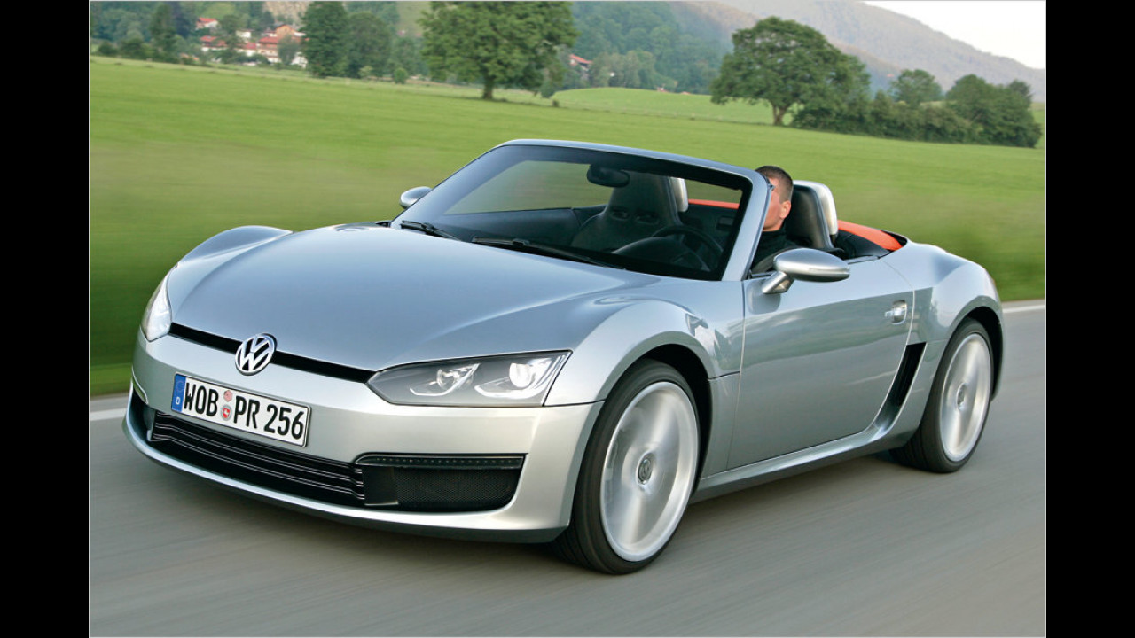 VW Concept Bluesport (2009)