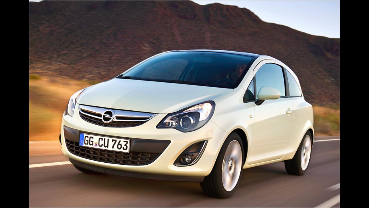 Opel Corsa (seit 2006)