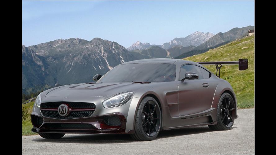 Mercedes-AMG GT: Flügel-Flitzer