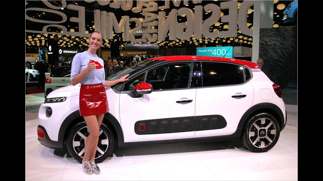 Top: Citroën C3