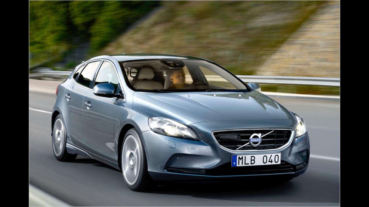 Volvo V40 D2: + 33,9 Prozent