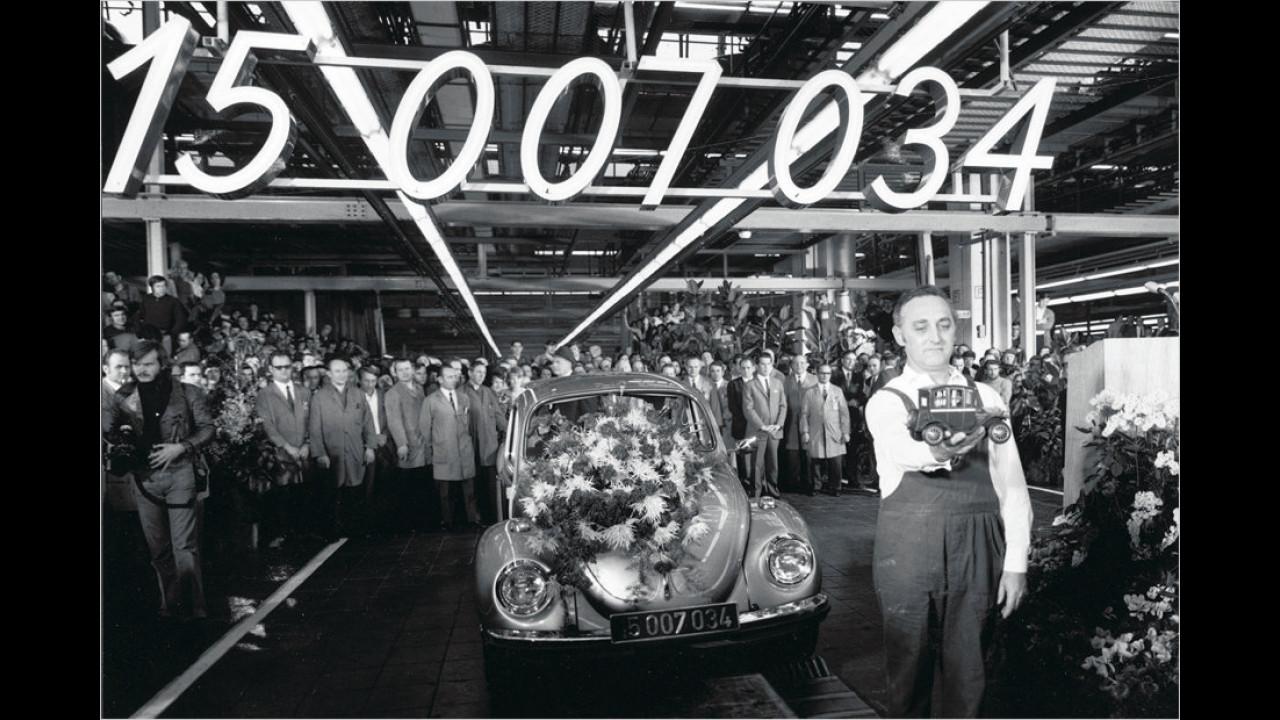 Weltrekord-Käfer