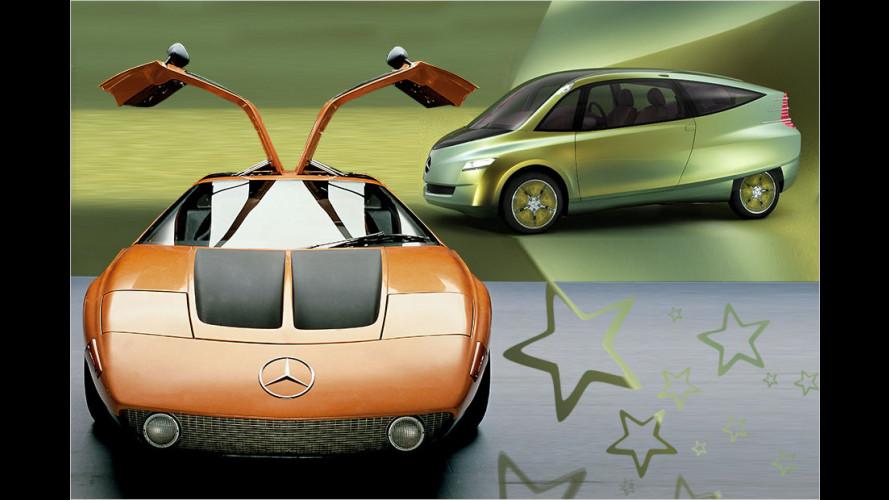 Die interessantesten Mercedes-Konzepte