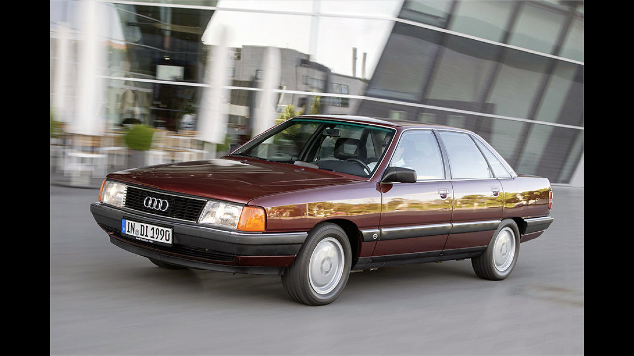 1989: Audi 100 TDI