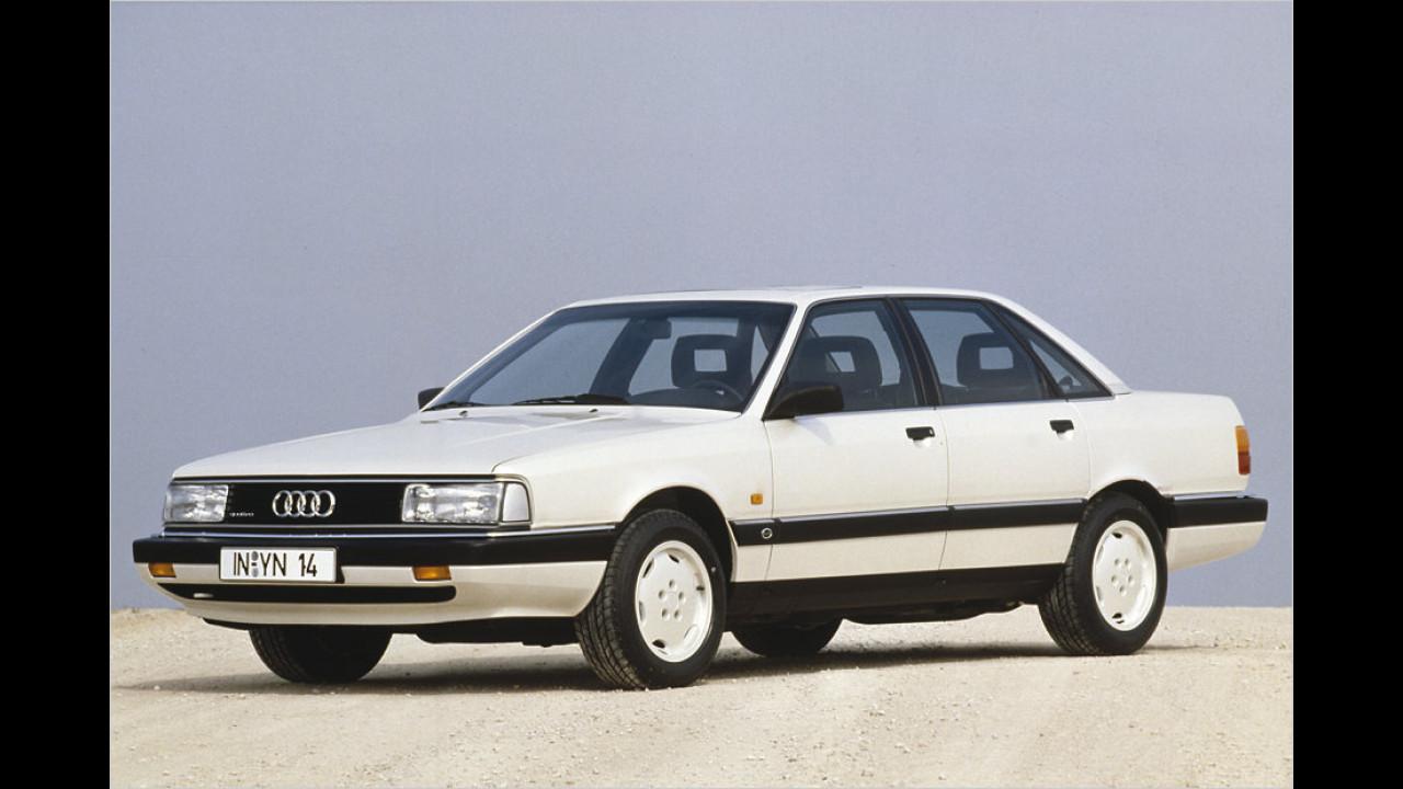 Audi 200 quattro (Der Hauch des Todes, 1987)