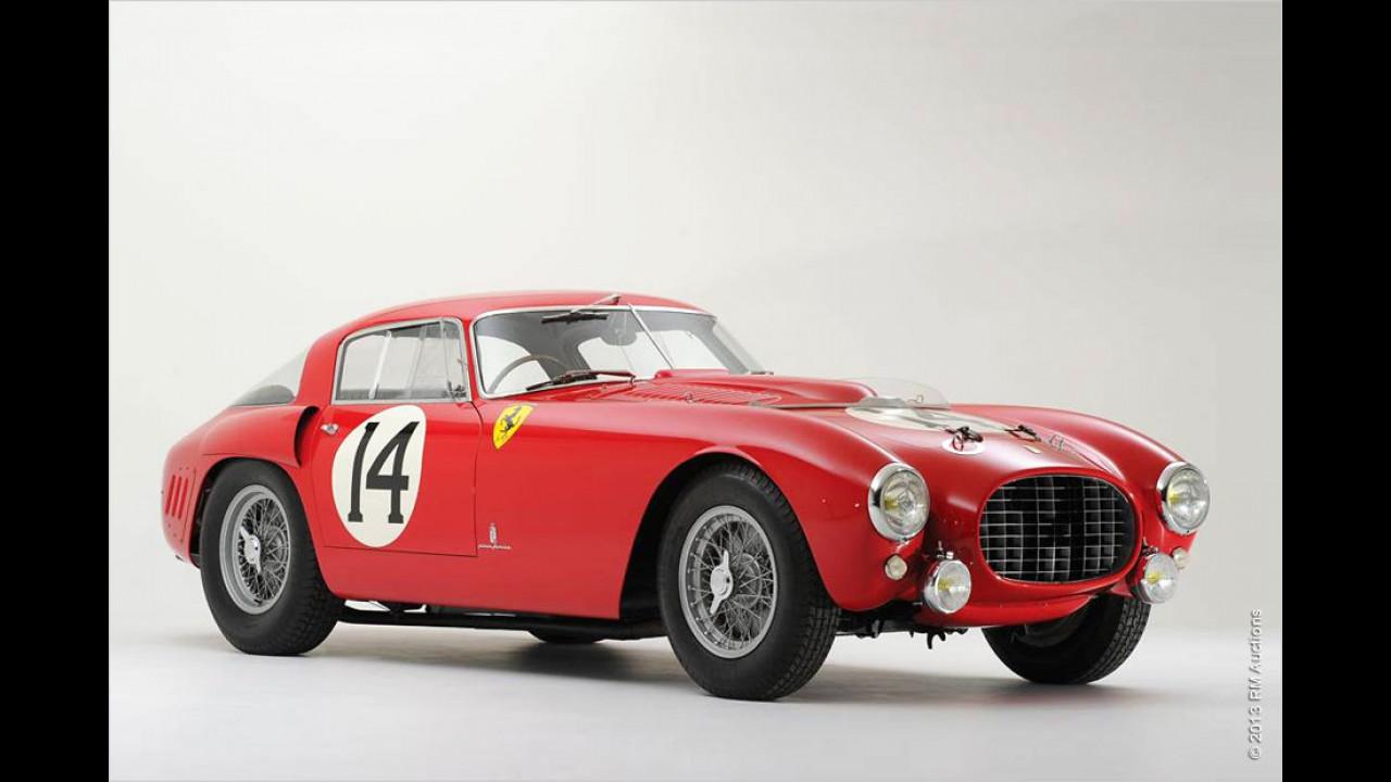 Platz 3: Ferrari 340/375 MM Competizione, Baujahr 1953