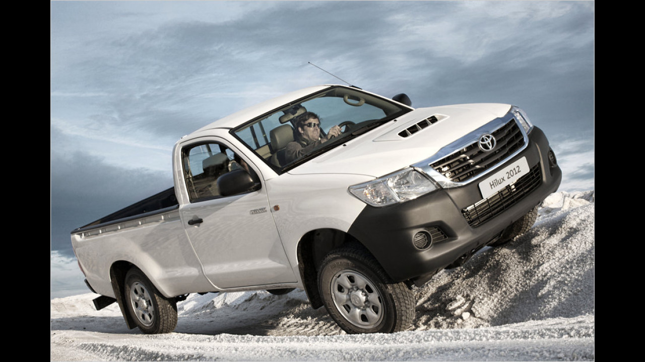 Toyota Hilux 2.5 D-4D 4x4