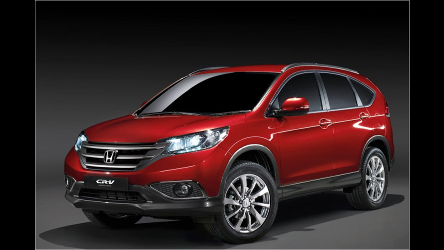 Honda CR-V in Genf