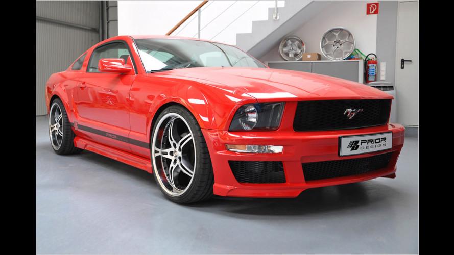 Pony im neuen Style: Ford Mustang von Prior Design