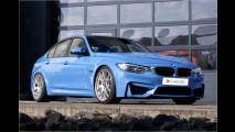 BMW M3 mit Pfälzer Performance