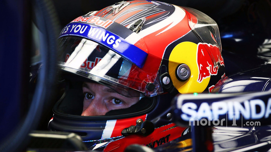 "Red Bull demotion ""made me stop enjoying"" racing, Kvyat admits"