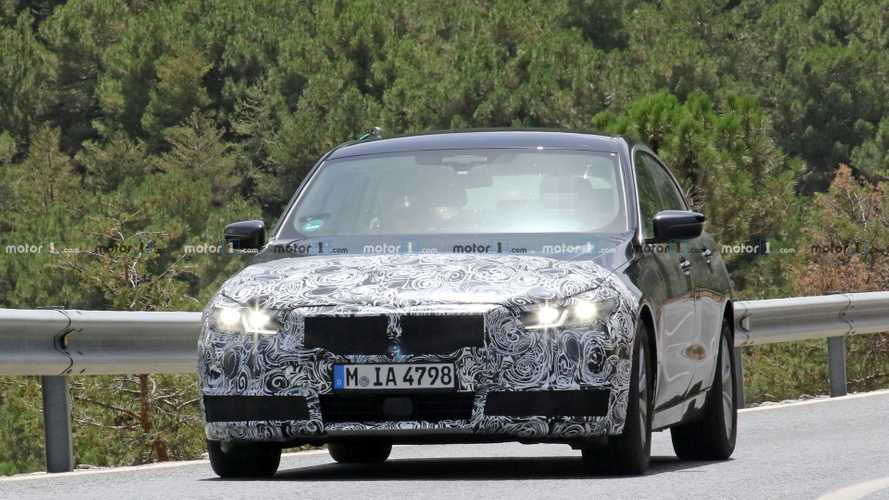 2021 BMW 6 Series GT facelift spy photos