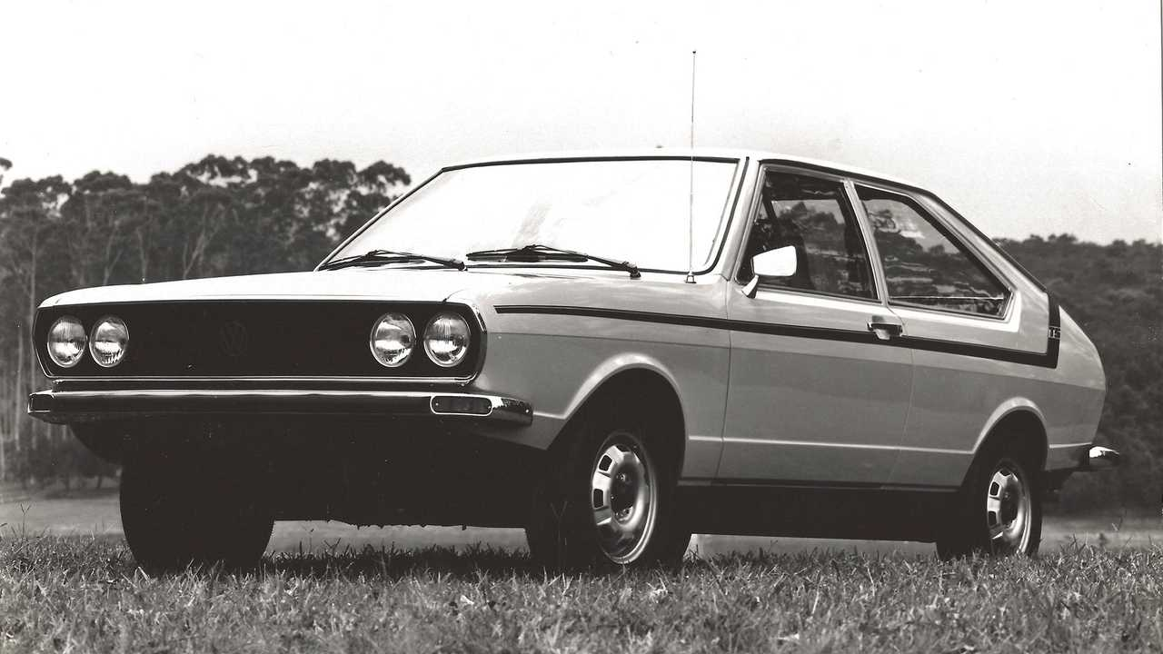 VW Passat - 45 anos de Brasil