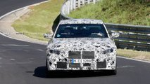 2020 BMW M3 Nurburgring Spy Photos