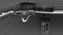 Volkswagen Golf 2020 - Teasers