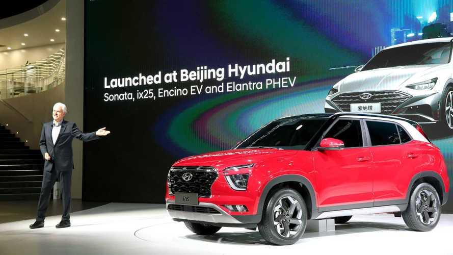 Hyundai Creta получит огромные мониторы