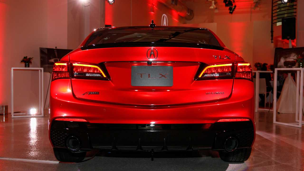 2020 acura tlx pmc edition - 4041934