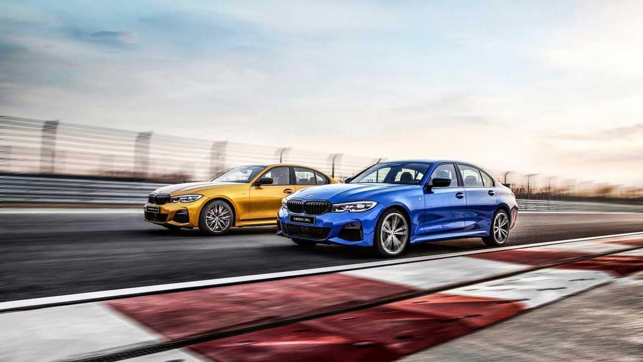 2019 BMW 3 Series Long Wheelbase