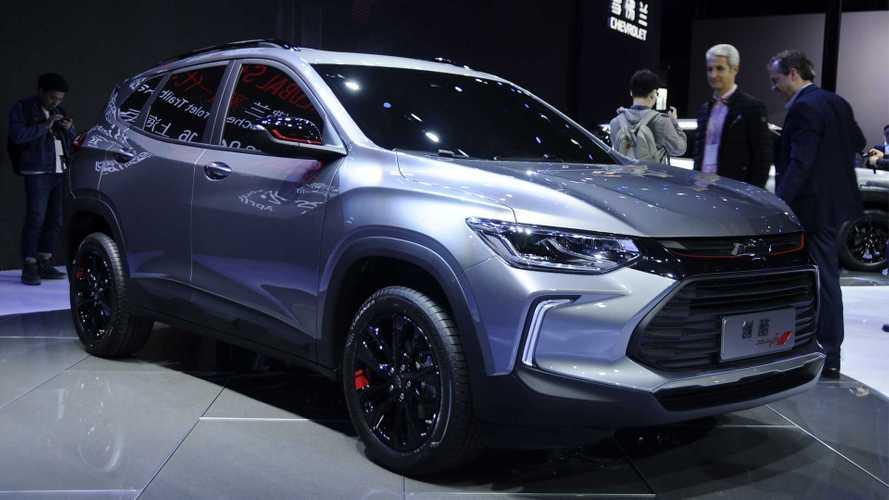 GM Brasil deve exportar novos Tracker e Onix Sedan para o México