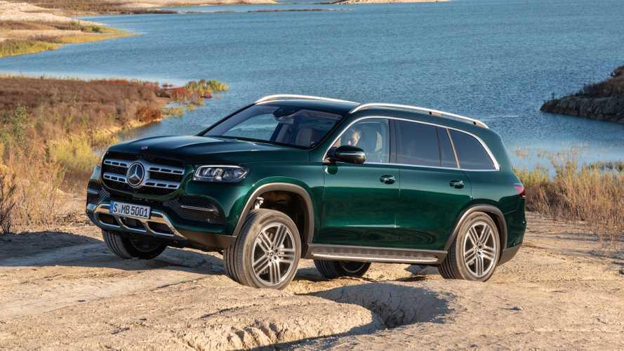 27 millió forinttól indul a Mercedes-Benz GLS európai ára