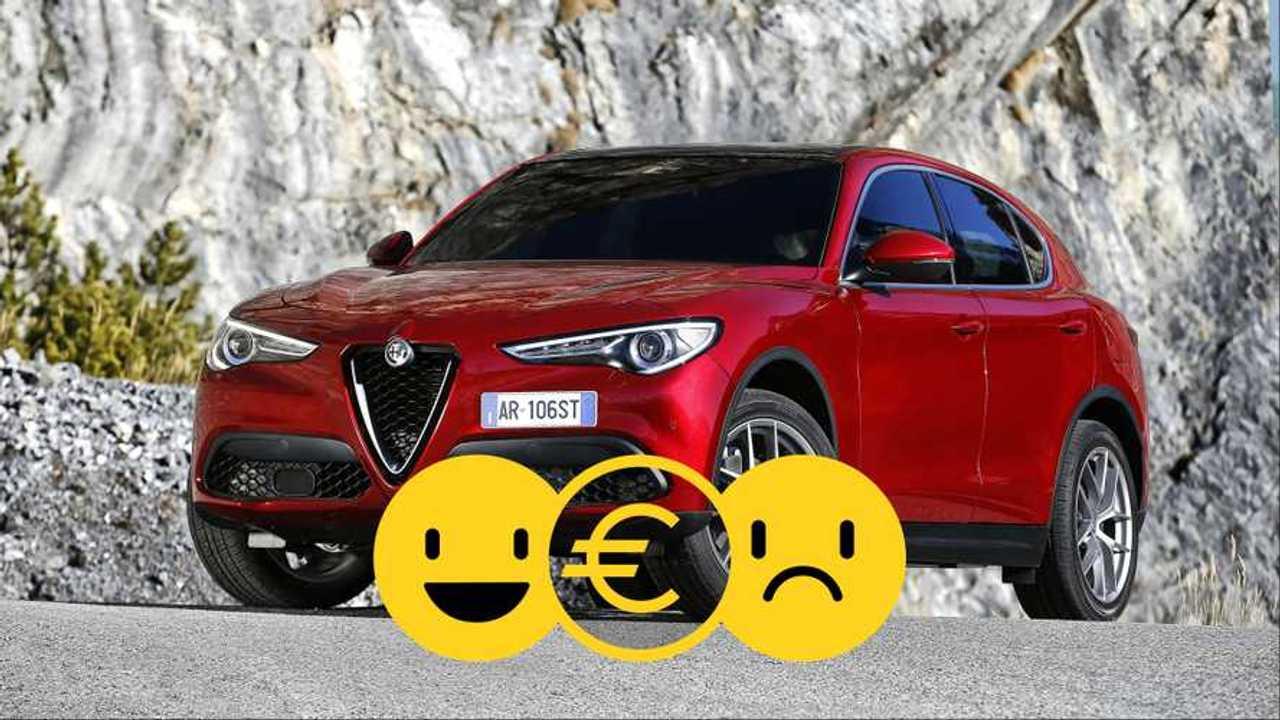Promozione Alfa Romeo Stelvio maggio 2019