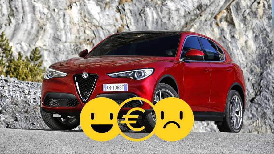 Alfa Romeo Stelvio, perché conviene e perché no